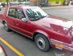 1989 Chrysler New Yorker in Oregon