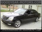 2001 Lexus LS 430 under $14000 in Texas