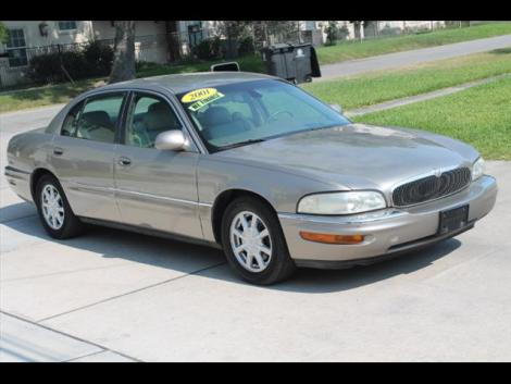 2001 buick park avenue ultra for sale under 6000 in. Black Bedroom Furniture Sets. Home Design Ideas