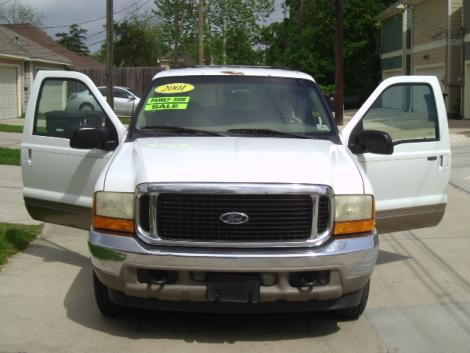 2001 Ford Excursion Limited For Sale In Houston Tx Under