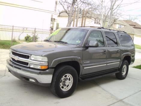 2001 Chevrolet Suburban 2500 LT in Houston, Texas Under ...