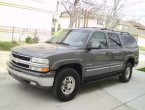 2001 Chevrolet Suburban under $8000 in TX