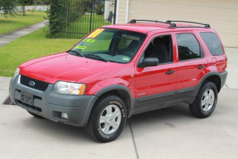 2001 Ford Escape Xlt For Sale In Houston Tx Under 6000