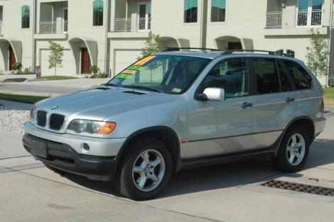 2001 Bmw X5 V6 For Sale In Houston Tx Under 9000