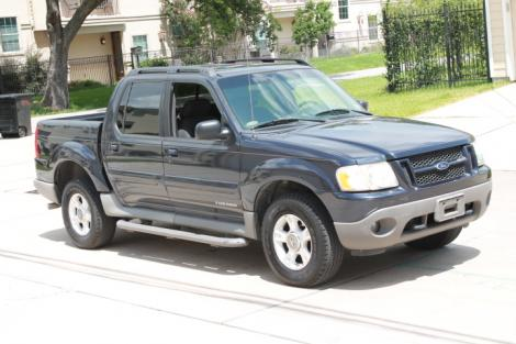 2001 Ford Explorer Sport Trac Pickup Truck For Sale in ...