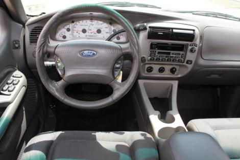 Ford Dealership Houston >> 2001 Ford Explorer Sport Trac Pickup Truck For Sale in ...