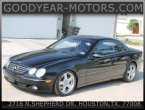2002 Mercedes Benz CL-Class under $17000 in Texas