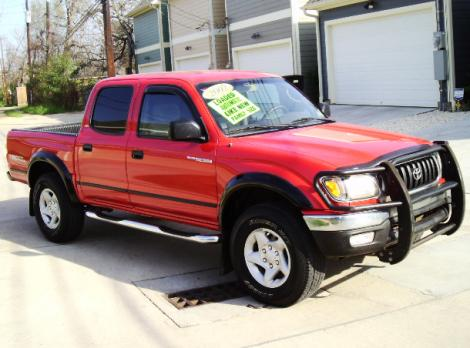 2002 toyota tacoma prerunner v6 for sale in houston tx under $12000