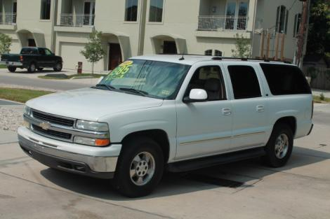 Used Cars For Sale Under 3000 >> 2003 Chevrolet Suburban LT V8 For Sale in Houston TX Under $7000 - Autopten.com