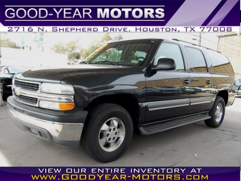 03 Chevy Suburban Suv In Houston Tx For Less Than 8000