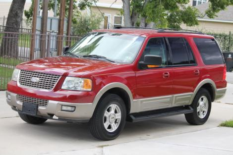 2003 Ford Expedition Suv For Sale In Houston Tx Under