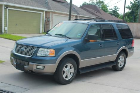 2003 ford expedition eddie bauer for sale in houston tx under 9000. Black Bedroom Furniture Sets. Home Design Ideas