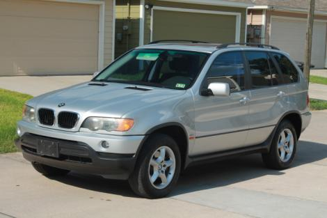 Local Dodge Dealers >> 2003 BMW X5 3.0 For Sale in Houston TX Under $14000 ...