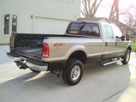 Photo #3: truck: 2004 Ford F-350 (Beige)