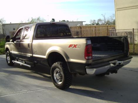 Photo #4: truck: 2004 Ford F-350 (Beige)