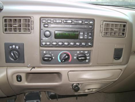 Photo #8: truck: 2004 Ford F-350 (Beige)