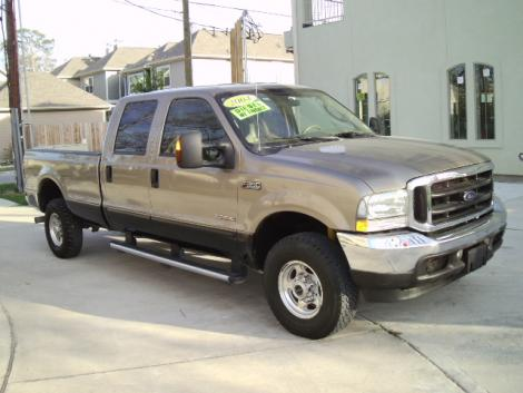 Photo #1: truck: 2004 Ford F-350 (Beige)