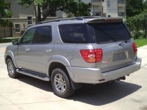 2004 toyota sequoia sr5 for sale in houston tx under 10000. Black Bedroom Furniture Sets. Home Design Ideas