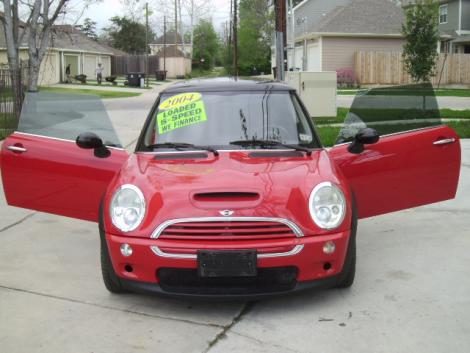2004 Mini Cooper Hatchback For Sale in Houston TX Under ...