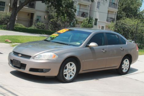 2006 Chevrolet Impala V6 For Sale In Houston Tx Under