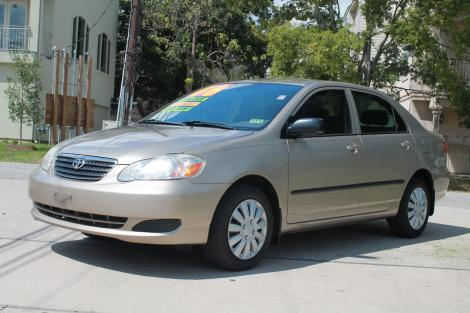 2006 Toyota Corolla Ce For Sale In Houston Tx Under 9000