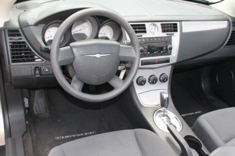 Photo #7: convertible: 2009 Chrysler Sebring (Beige)