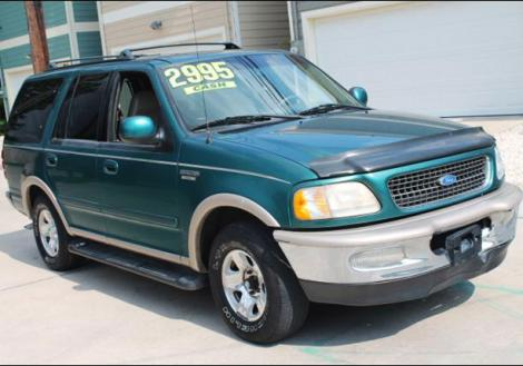 Used Cars Under 10000 >> 1997 Ford Expedition Eddie Bauer For Sale in Houston TX ...