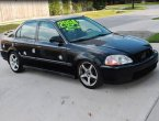 1997 Honda Civic (Black)