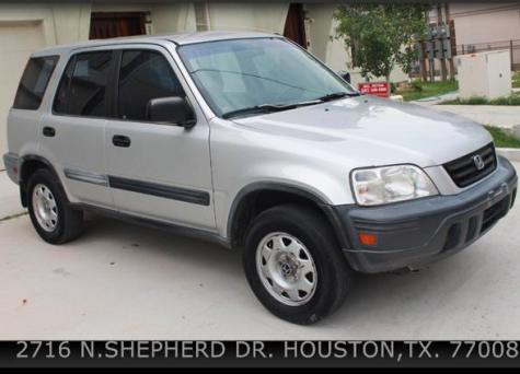 Houston Toyota Dealers >> 1999 Honda CR-V LX For Sale in Houston TX Under $4000 ...