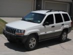 2000 Jeep Grand Cherokee (White)