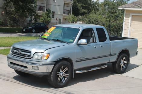 2000 toyota tundra sr5 for sale in houston tx under 7000. Black Bedroom Furniture Sets. Home Design Ideas