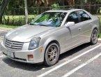 2005 Cadillac CTS in FL