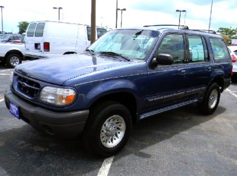 2000 Ford Explorer Xls Sport For Sale In Carol Stream Il