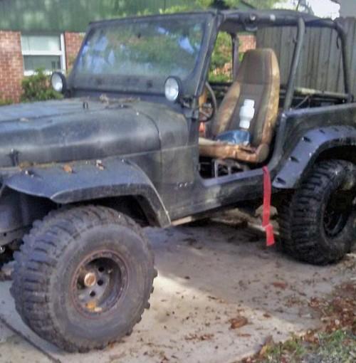 '95 Jeep Wrangler 4x4 In Fort Walton Beach, FL 32548 $2000
