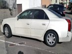 2003 Cadillac CTS in California