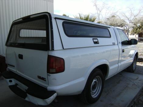 2001 gmc sonoma pickup truck for sale in las vegas nv under 4000. Black Bedroom Furniture Sets. Home Design Ideas