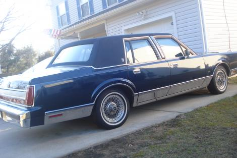 Used Cars Under 15000 >> 1989 Lincoln TownCar Sedan For Sale By Owner in NJ Under ...