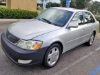 2004 Toyota Avalon under $4000 in Florida