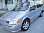 2001 Oldsmobile Silhouette under $2000 in Pennsylvania