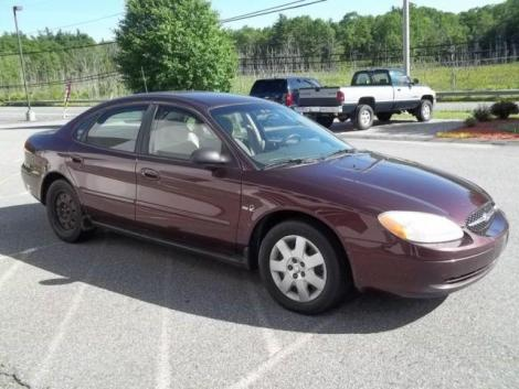 affordable 2000 ford taurus lx sedan in ma low miles. Black Bedroom Furniture Sets. Home Design Ideas