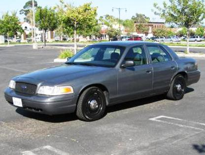 2003 Ford Crown Victoria P71 For Sale In Phillipston Ma