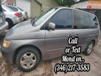 1999 Honda Odyssey under $2000 in Texas