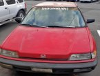1991 Honda Civic (Red)