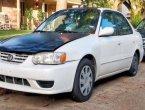 2001 Toyota Corolla in TX