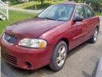 2003 Nissan Sentra under $2000 in Virginia
