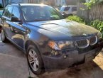 2005 BMW X3 under $4000 in Illinois