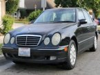 2001 Mercedes Benz E-Class under $3000 in California