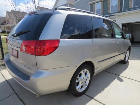Perfect Used Minivans For Sale