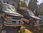 1997 Chevrolet Tahoe in WA