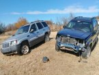 2004 Jeep Grand Cherokee under $1000 in Oklahoma